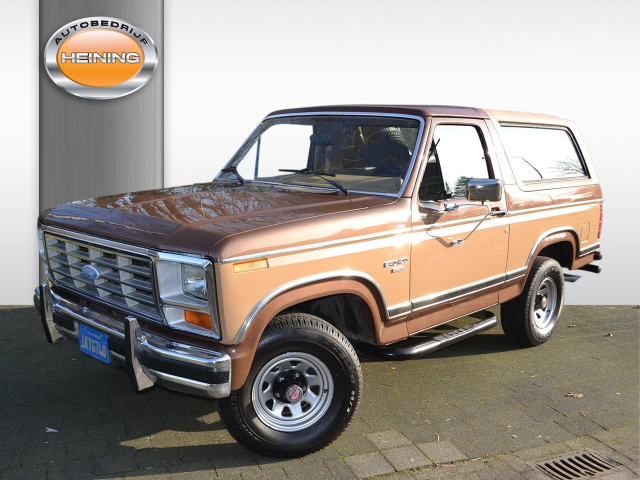 Ford-Bronco